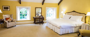 Beams Bedroom