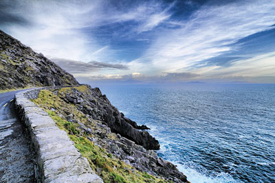Drive the Wild Atlantic Way