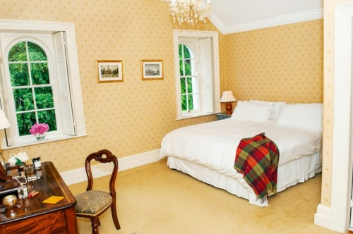 Coolclogher Gold Bedroom
