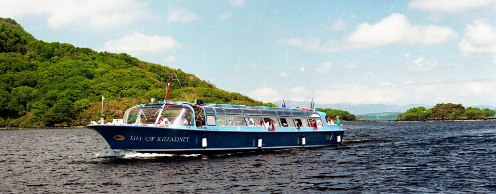 Lily of Killarney waterbus