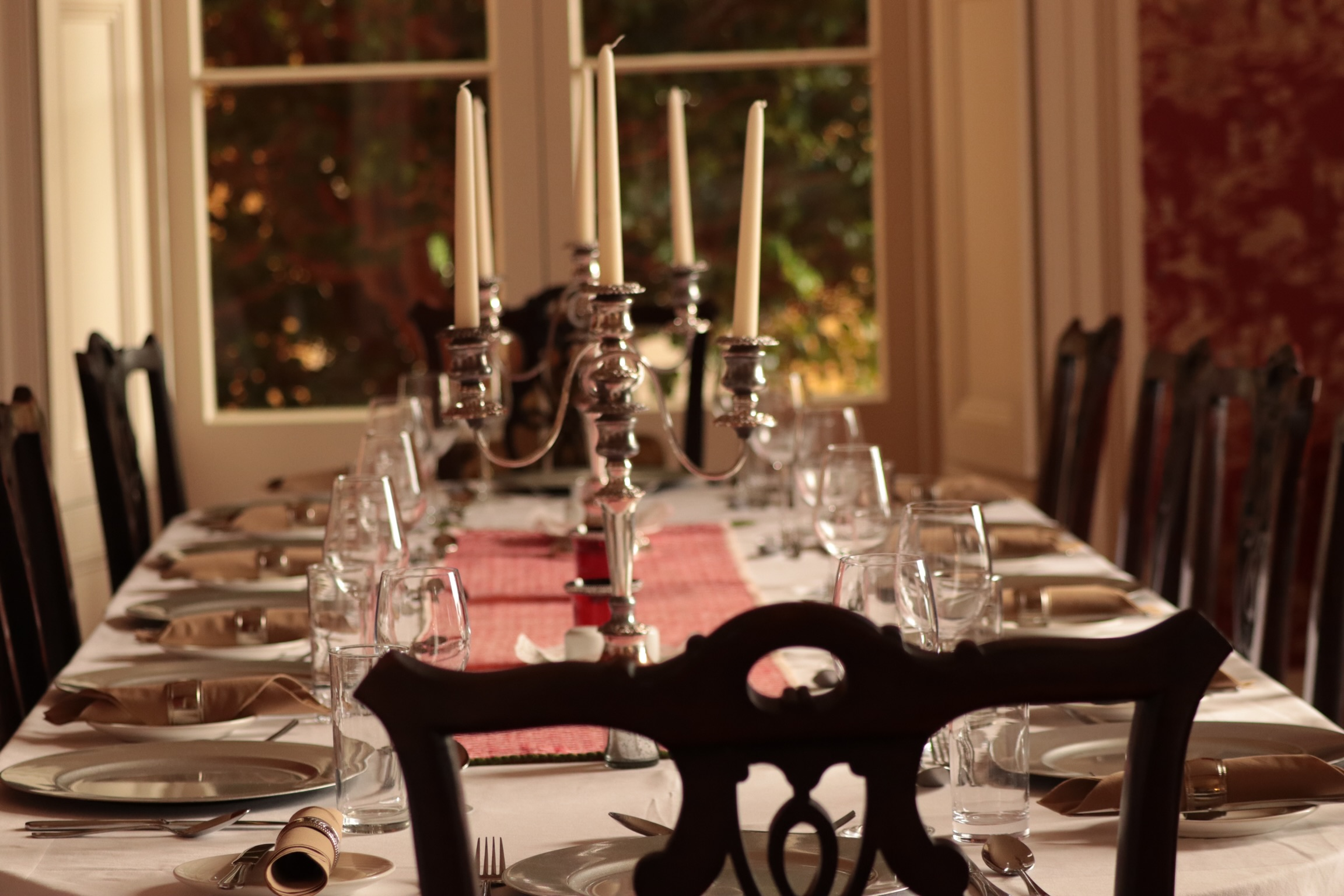 Private Dining at Coolclogher House